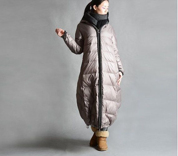 Bud Style Women Winter  Down Coat Thick by ttlovewomenclothing