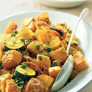 Tandoori Vegetables Recipe
