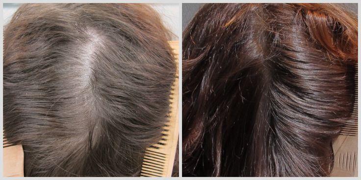 mehr Kraft und Volumen bei sensiblem Haar mit OLIEBE Pflanzenhaarfarbe