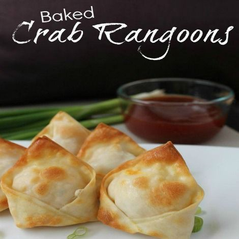 Baked Crab Rangoon - 3 Smartpoints          |          w w recipes