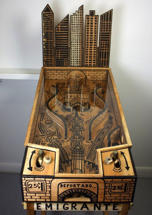 106 Best Wood Pinball Machines Images On Pinterest Wood