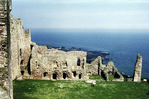 The one-time stronghold of the noble Douglas family, now home to ghost sightings and nesting birds.