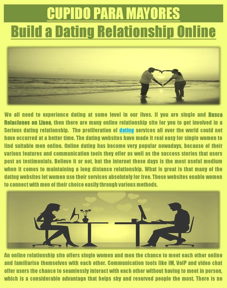 It our time dating site