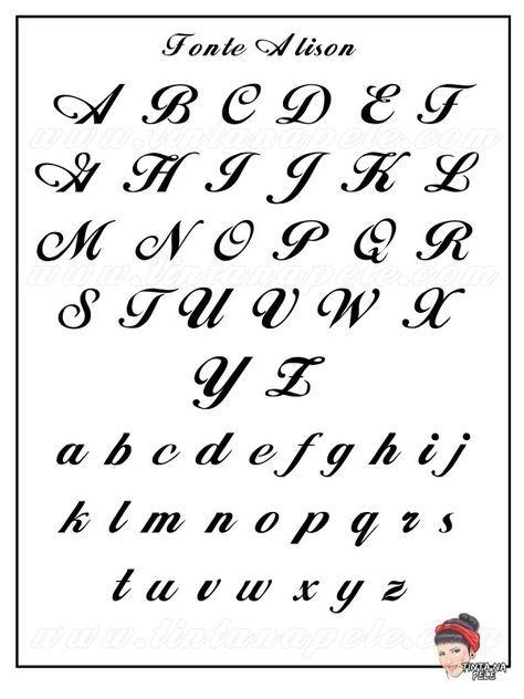 Dibujos De Letras Para Tatuajes Affordable C Mo Dibujar Letras De