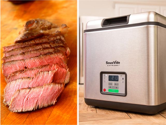 What Is Sous Vide (& Why You Want One)? Want a cooking tool that cooks meat, poultry and fish to the perfect end temperature every time? Then you should try a Sous Vide machine.