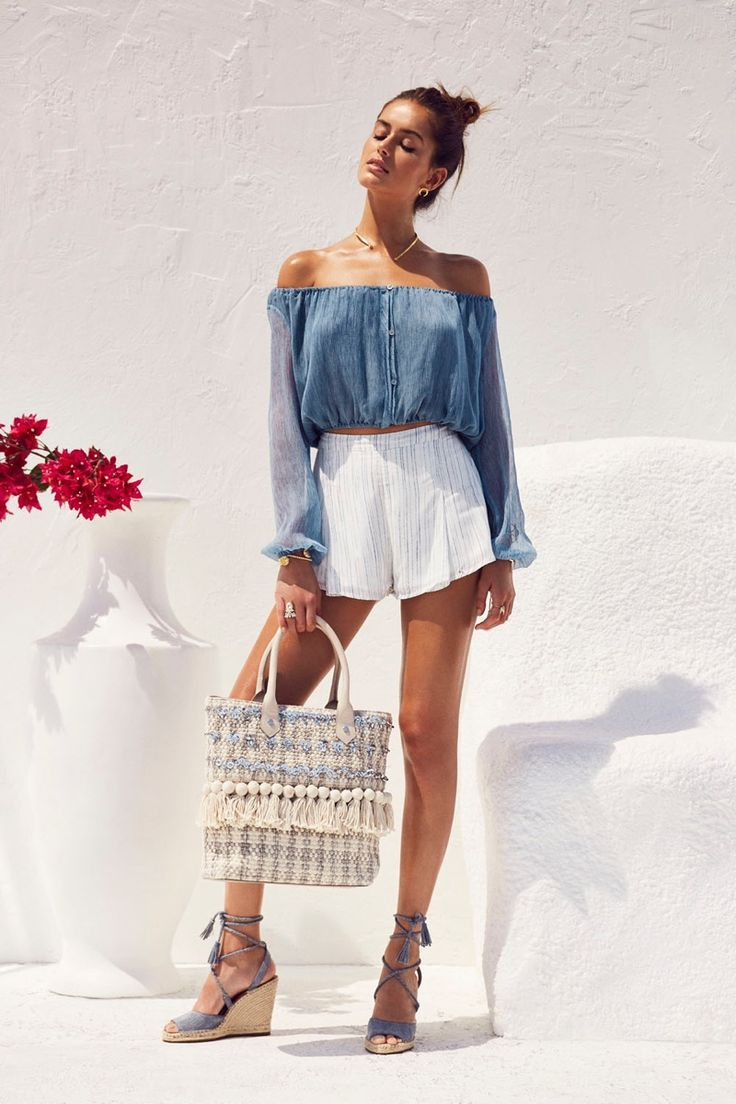 Summer Outfits 2016 REVOLVE