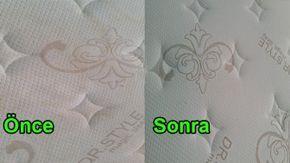 Nişasta Ve Karbonat İle Mekan Yatak Temizleme Yöntemi