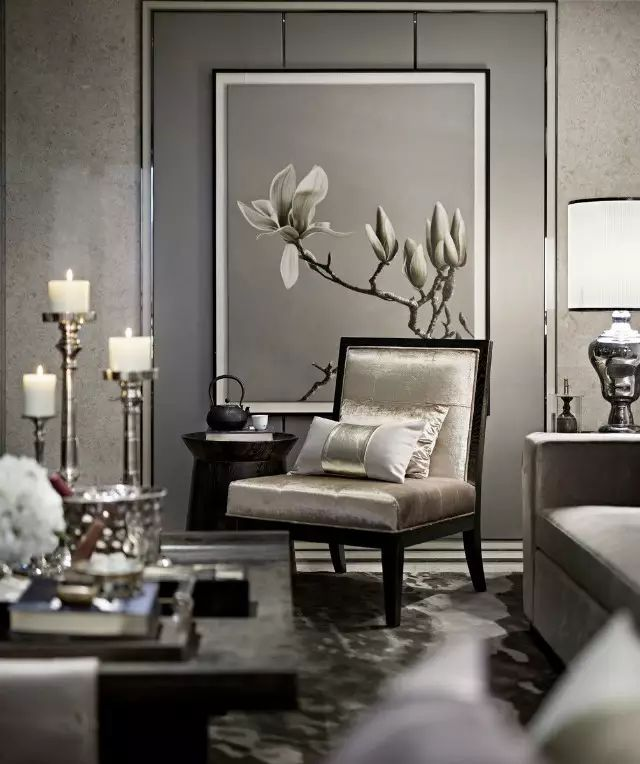 Best 25 Glamorous Living Rooms Ideas On Pinterest Fireplace Trim Stone Fireplace Surround