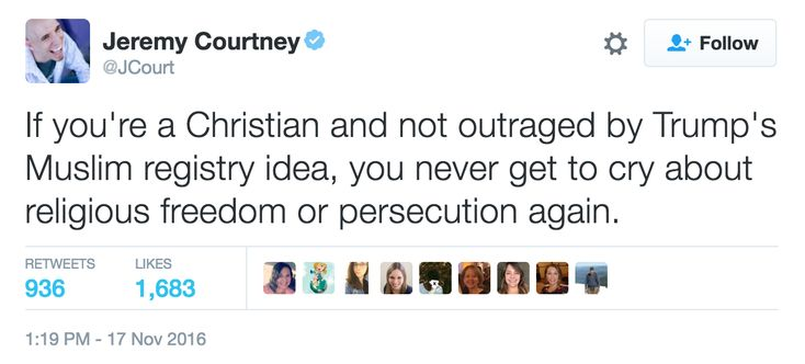 I'm Sure Every Evangelical Pastor Will Be Preaching About This on Sunday…