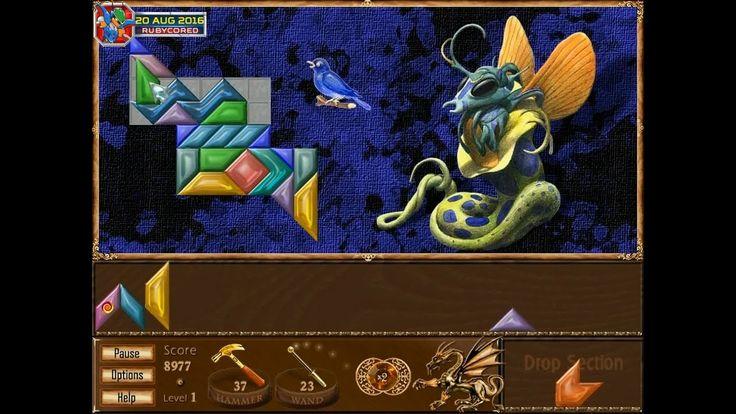 Magic Inlay (2004) - 09 of 22: Fantasy Valley 1 - Ant Medusa [720p60]
