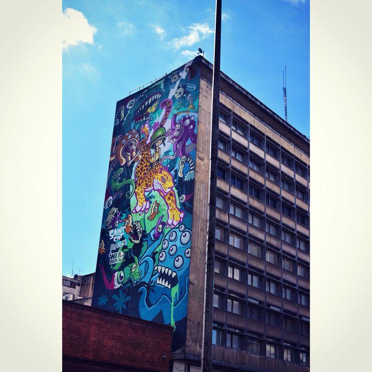 Arquitectura Urbana. Bogotá. Colombia.