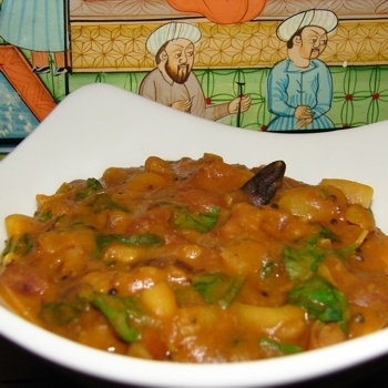 Indian vegetarian food recipes with pictures - pulses and lentils