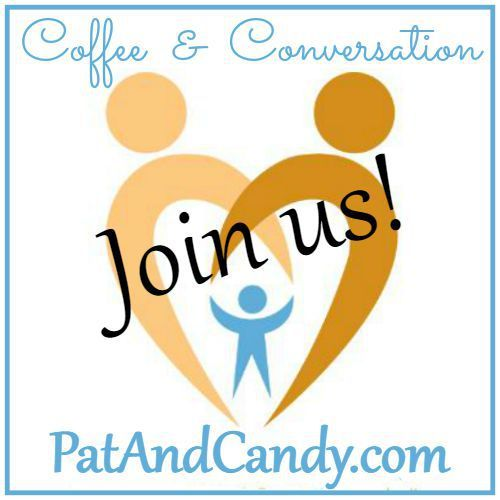 This week's topic: Using Tech to Schedule Household Chores Coffee & Conversation with Pat and Candy!