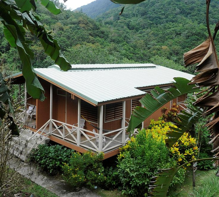 Puerto Rico Mountains and Rivers Casa