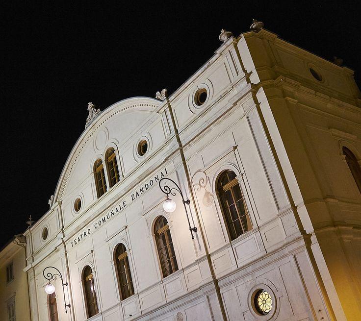 Teatro Comunale Zandonai. Welcome back! #Rovereto #Trentino #TeatroComunaleZandonai #FujifilmX100S #Theatre #Art #Haydn