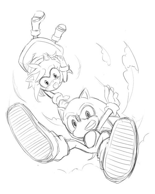 Sonic riders zero gravity coloring pages ~ 128 best images about Drawings on Pinterest | How to draw ...