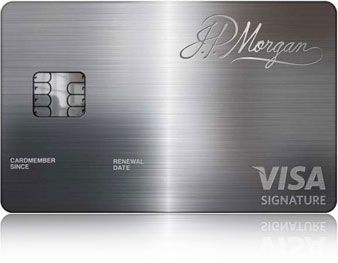 Will the black AmEx Centurion reign king of the credit cards? Maybe not with the new J.P. Morgan Palladium Card from Chase. You're welcome to buy a supercar, a F12 Ferrari, Mercedes SLS, Diamond Rings, this card is women's best friend for sure.