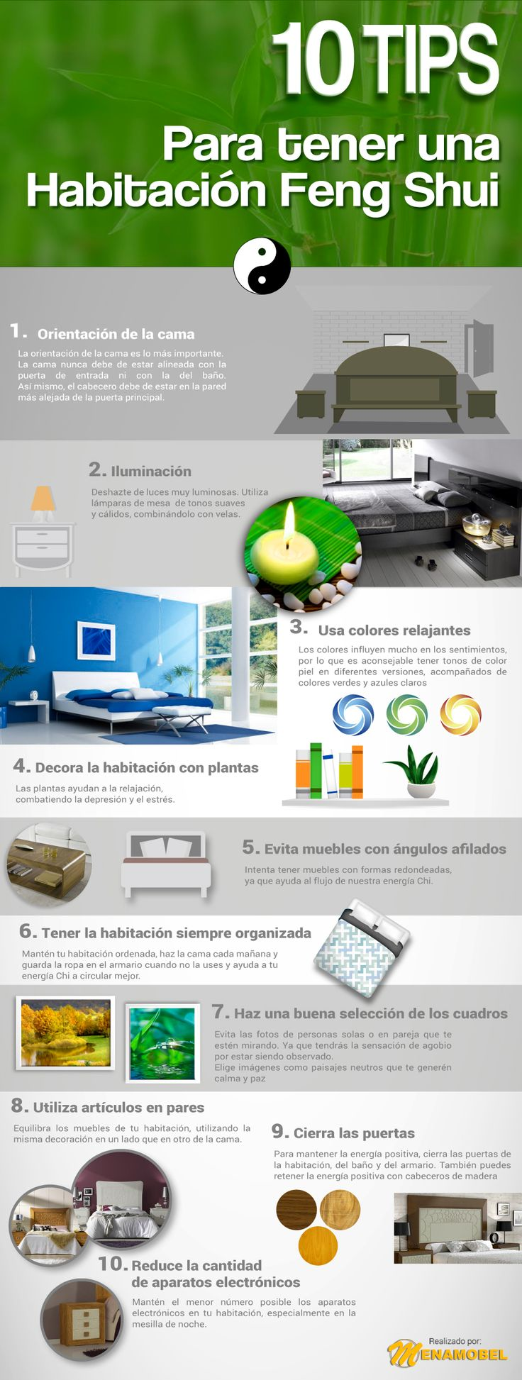 The 25 best feng shui habitacion ideas on pinterest for Como de corar tu cuarto