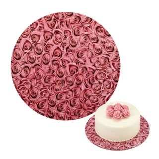 WILTON ROSES 12IN CAKE BOARDS 3 PACK