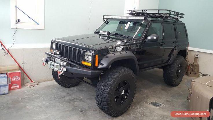 2001 Jeep Cherokee SMITTYBILT #jeep #cherokee #forsale #canada