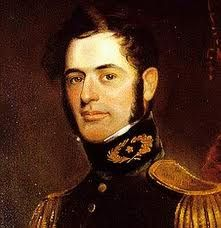 Robert E. Lee , a new West Point Graduate (2nd in his 1829 class).