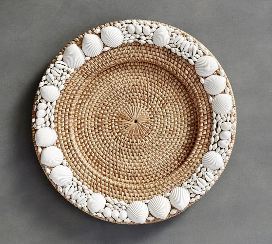 Going Coastal Pottery Barn Part I: The 25+ Best Beach Style Charger Plates Ideas On Pinterest