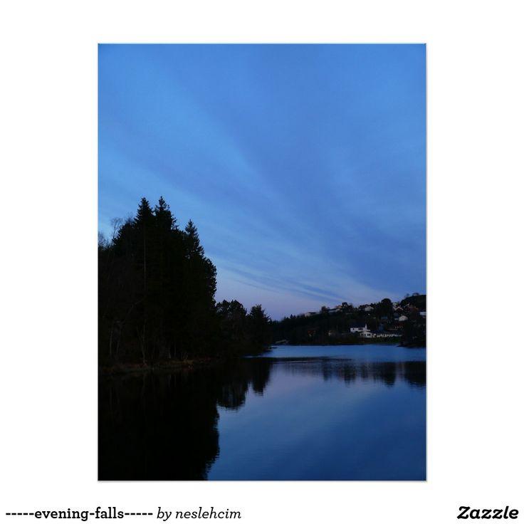 -----evening-falls----- poster