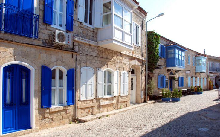 Çeşme'nin Gözdesi Alaçatı... https://www.gezimondo.com/alacati/  #izmir #çeşme #alaçatı #tatil #gezi #otel