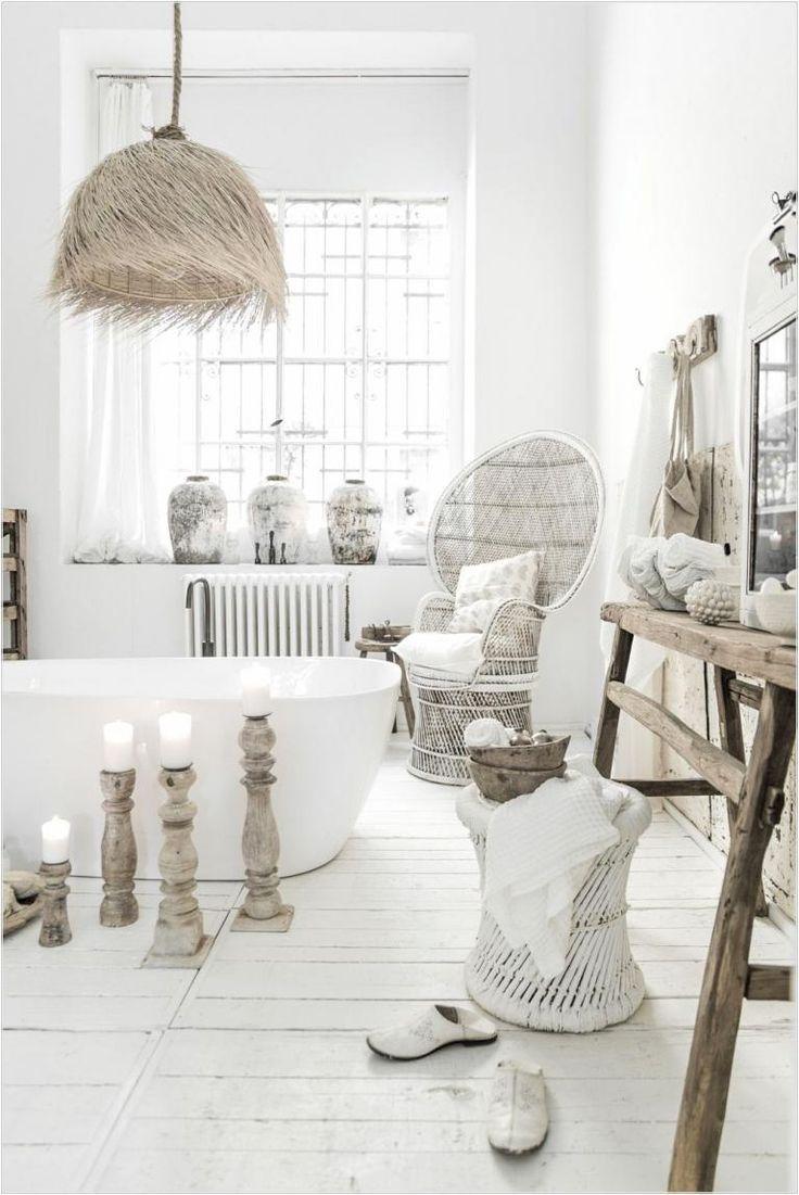 Badezimmer dekor billig skandinavische badezimmerdekorideen  badezimmer designs