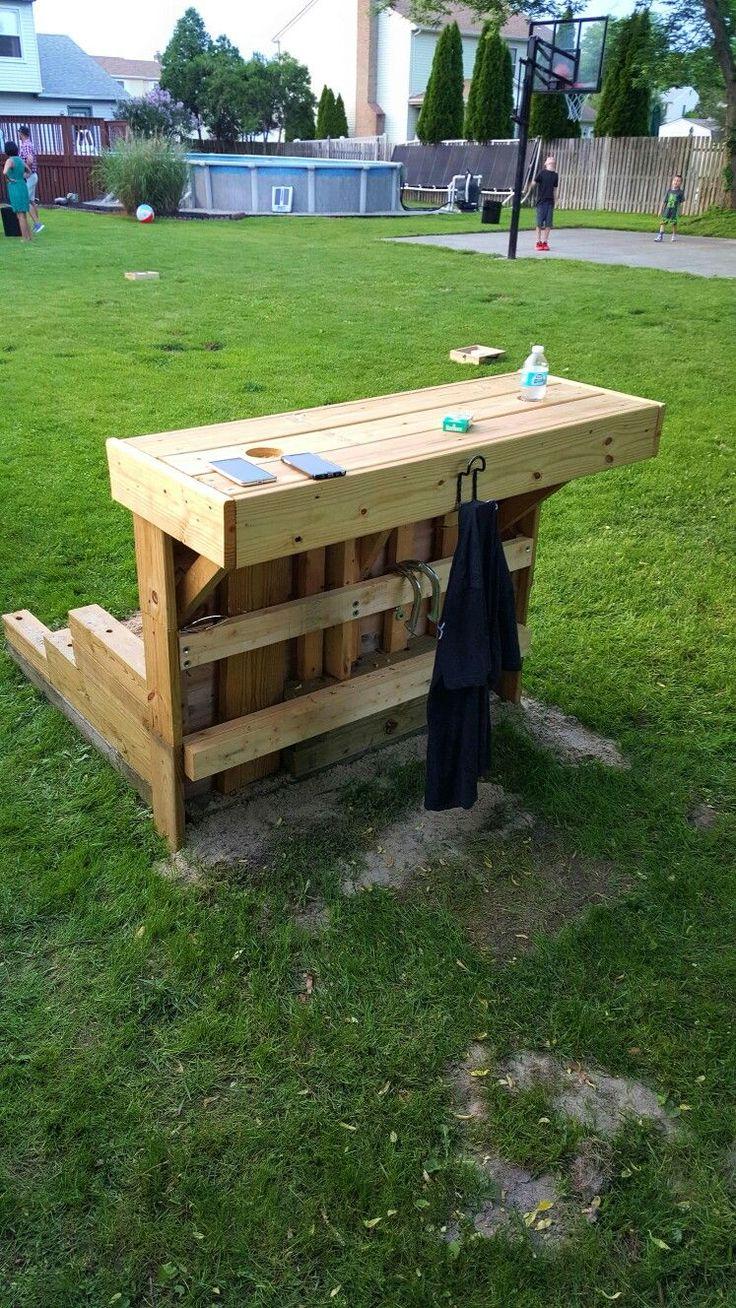 Yard Beer Pong Outdoor Games