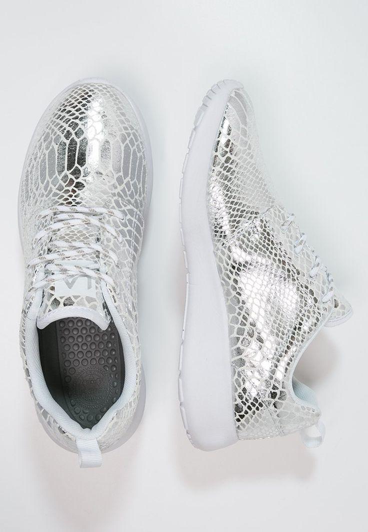LA Gear SUNRISE - Sneakers laag - silver/white - Zalando.nl