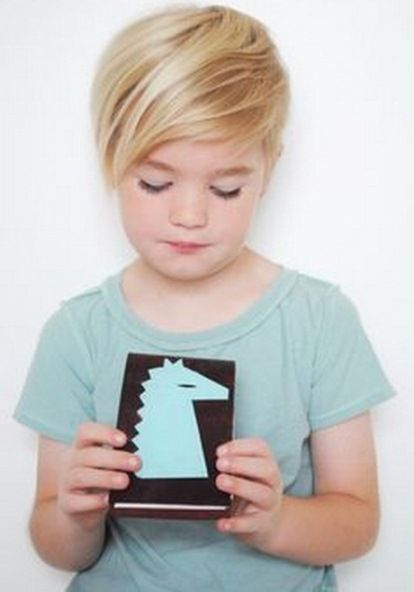 Cute and Edgy Short Girl Haircut-Short Hairstyles for Little Girls