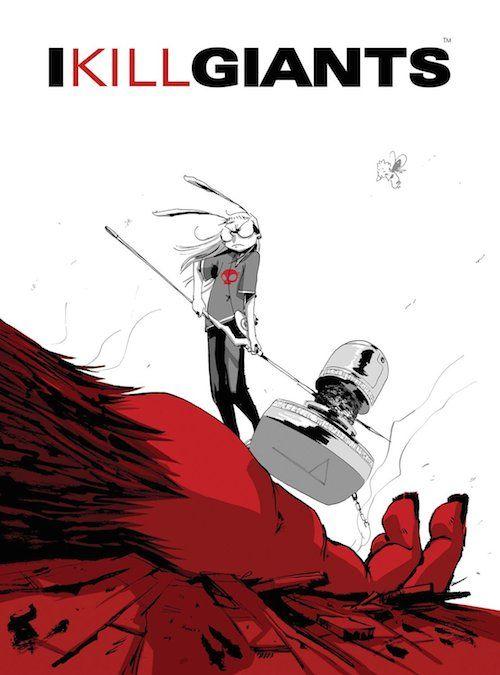I kill giants / Joe Kely, JM Kem Niimura – Bao, 2010