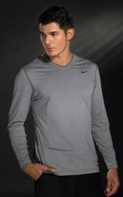 Promotional Products Ideas That Work: V-NECK UNDERLAYER. Get yours at www.luscangroup.com
