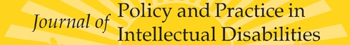 Special Issue of Journal of Policy and Practice in Intellectual Disabilities: Post-Secondary Education and Young Adults with Intellectual Disabilities