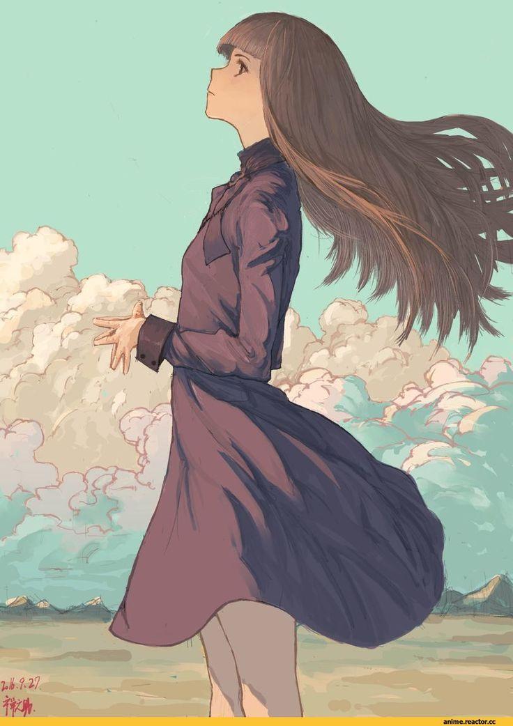 zennosuke,Anime Original,AO,Anime Art,Аниме арт, Аниме-арт,Anime,Аниме,Anime Paint