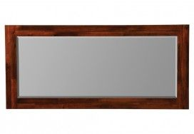 Mirrors - Wooden Frame Mirrors | Super Amart Would help that beautiful sunshine reflect and bounce through my room.