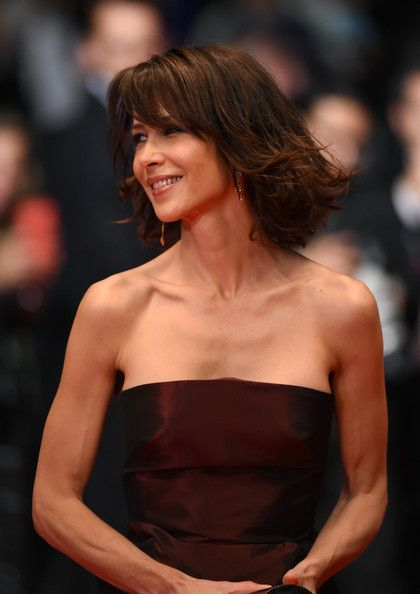 """Sophie Marceau Sophie Marceau attends the """"Lost River"""" premiere during the 67th Annual Cannes Film Festival on May 20, 2014 in Cannes, Franc..."""