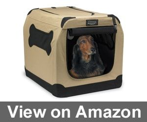 Best Dog Travel Crates 2018 � Buyer�s Guide #pet #pets #dog #dogs #dogtravel #dogcrates #crates #review #reviews