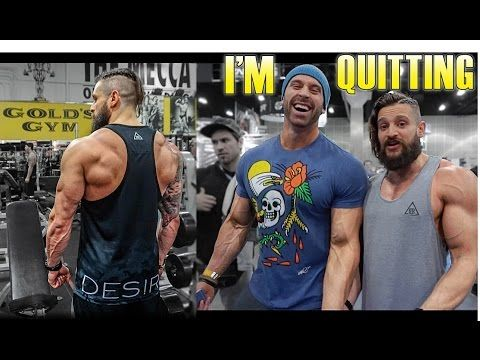 BRADLEY MARTYN Makes Me Quit YouTube! - Mr Olympia FLEX LEWIS & MECCA TRAINING - #LexFitnessVideo http://youtu.be/SerdJVI_g68