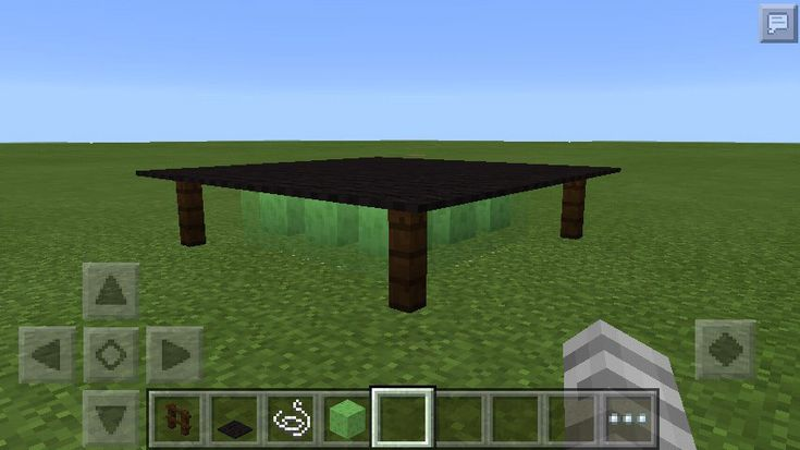 Real trampoline