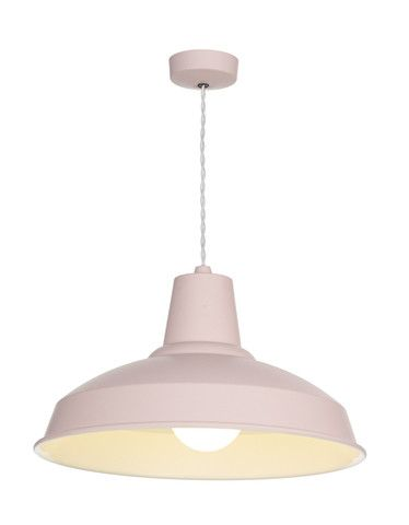 Reclamation Pendant Light Cotton Candy £149 #meyerandmarsh #lighting #homeideas