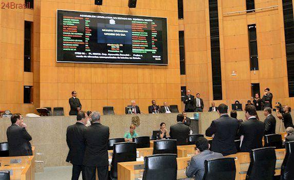 Com saída de três deputados, criação da CPI da Cesan é indeferido