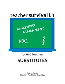 45 best this for that images on pinterest substitute teacher at one point or the other all teachers have to miss school and have a substitute take care of your class this kit covers 17 recommendationssugges fandeluxe Gallery
