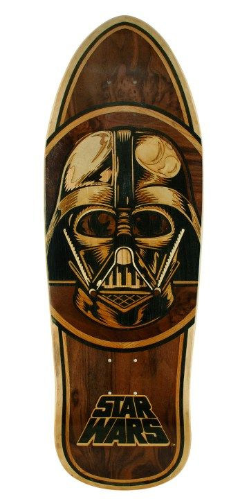Darth Vader Skateboard Deck Created by Santa Cruz... | TieFighters