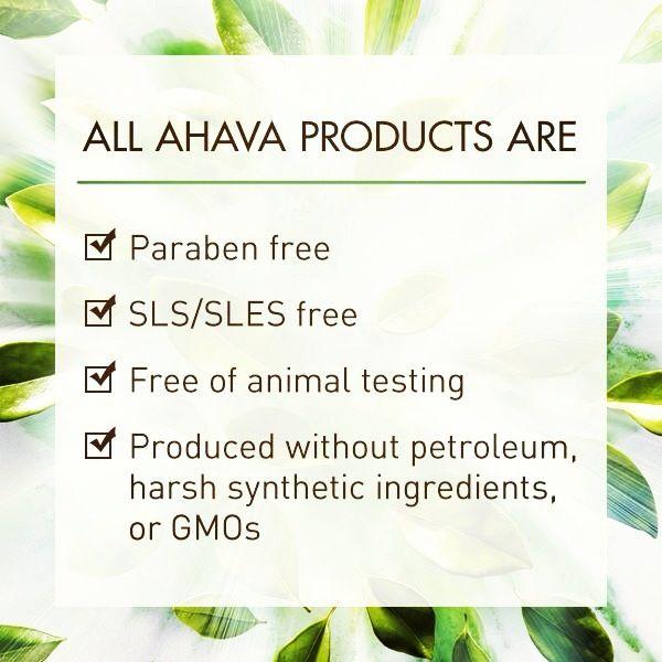 Ahava products