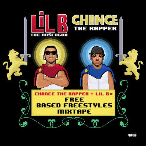 """Lil B The Based God x Chance The Rapper - Based Freestyles (Mixtape) - http://www.trillmatic.com/lil-b-based-god-x-chance-rapper-based-freestyles-mixtape/ - No one thought this pair would hook up. Chance the Rapper and Lil B the Based God drop the """"Based Freestyles"""" mixtape.  #BasedFreestyles #ChanceTheRapper #BasedGod #Chicago #BayArea #WestCoast #Midwest #Trillmatic #TrillTimes"""