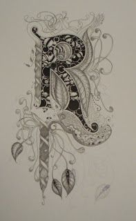 letter a and r 50 best patrons quilling images on arabesque 9709