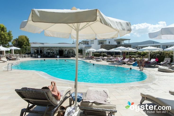 The Pool at the Saint Andrea Seaside Resort