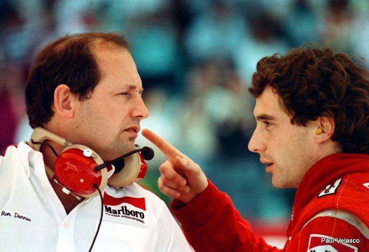 Dennis, Senna